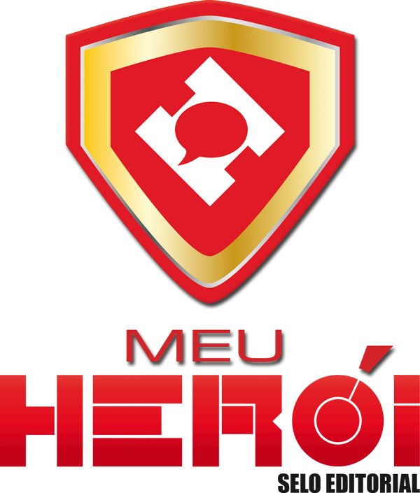 Logo do MeuHerói - Selo editorial